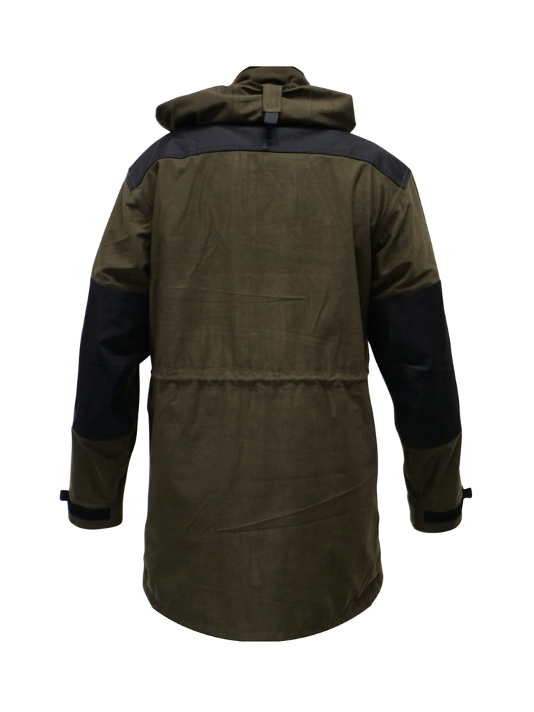 Waterproof and Windproof Hunting and Outdoors Jacket Olive