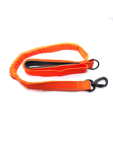 Red Game Gear Stretchy Dog Leads