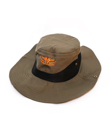 Game Gear Wide Brim Hat