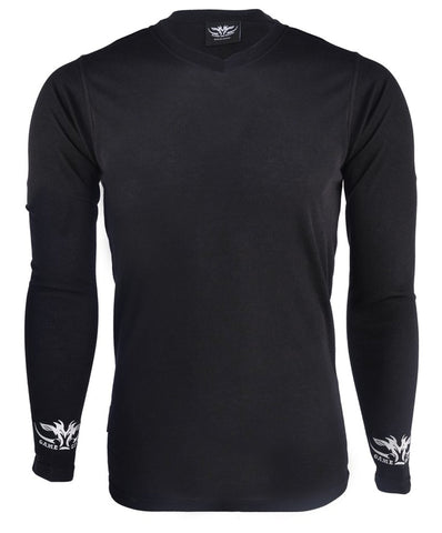 Game Gear V Neck Long Sleeve Thermal for ladies and men