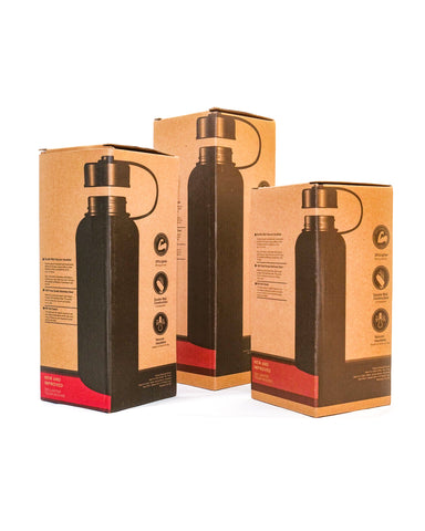 Double Walled Thermos 610ml, 800ml, 1100ml