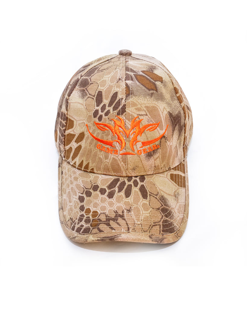 Game Gear Pig Hunting Camo Cap