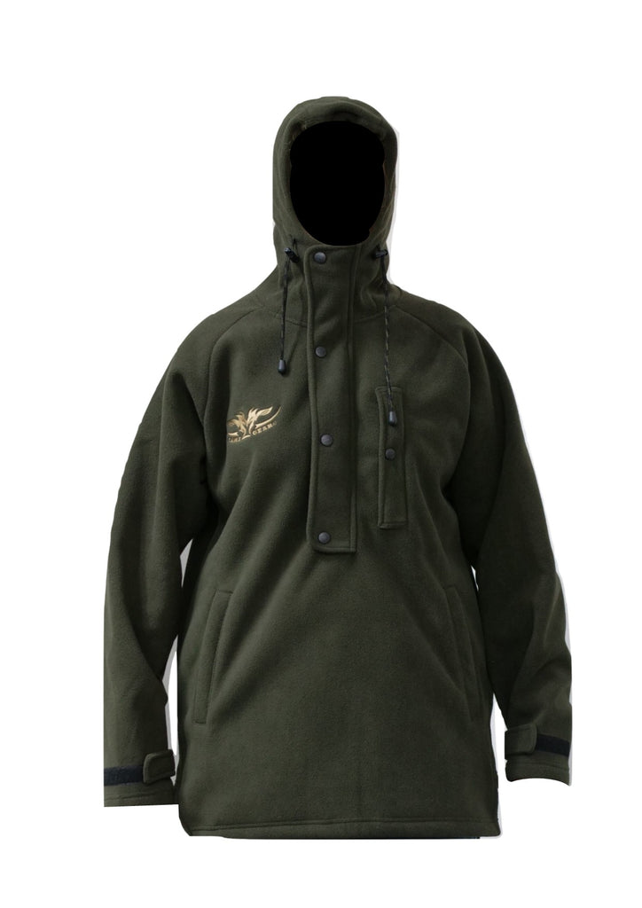 Windproof Hunting and Outdoors Jacket Olive