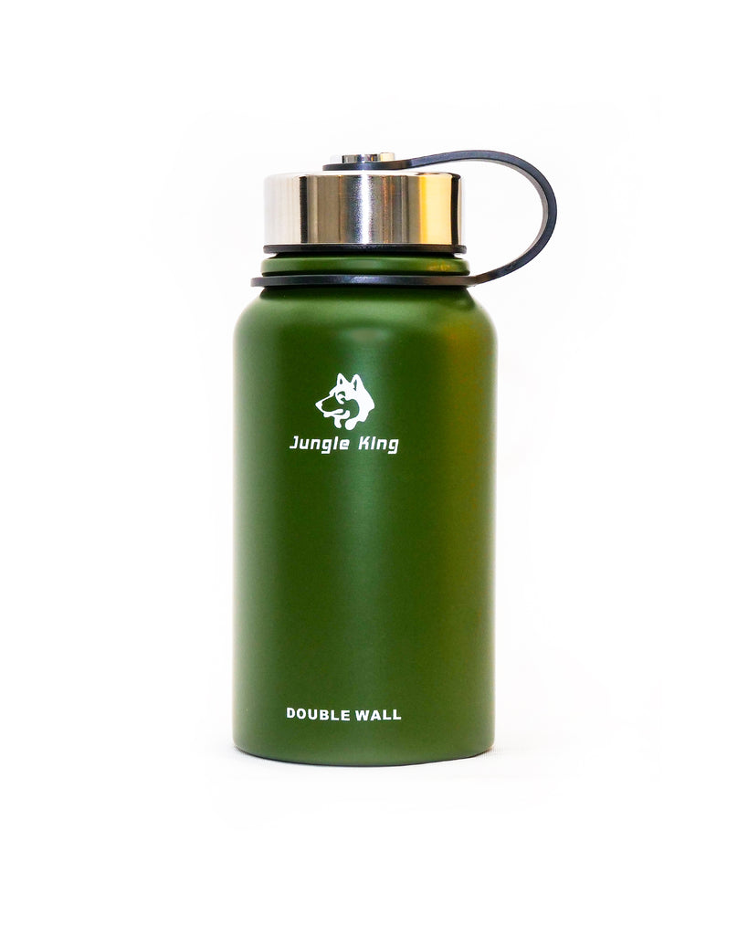 Green Double Walled Thermos 610ml