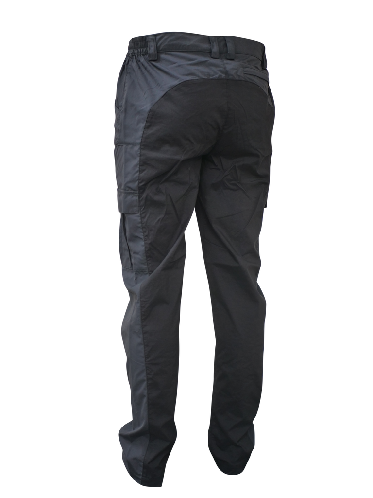 Black Trousers with pockets for hunting and outdoors Urban Trousers