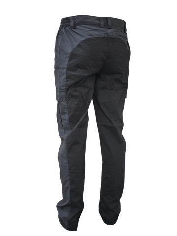 Urban Trousers- Black Trousers with pockets for hunting and outdoors