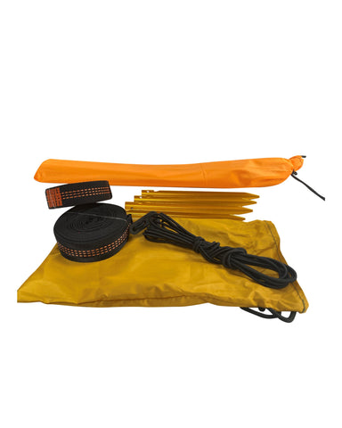 Game Gear Cocoon Orange - Hammock - Cacoon Tent