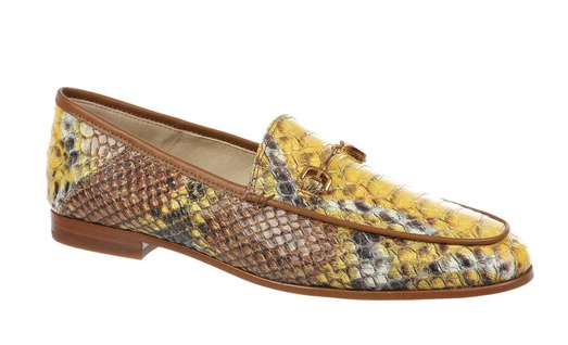 Sam Edelman Loraine Yellow Snake