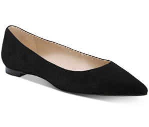 Sam Edelman Sally Black Suede