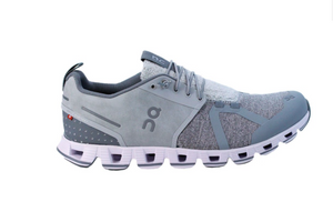 Women's On Running Cloud Terry Silver