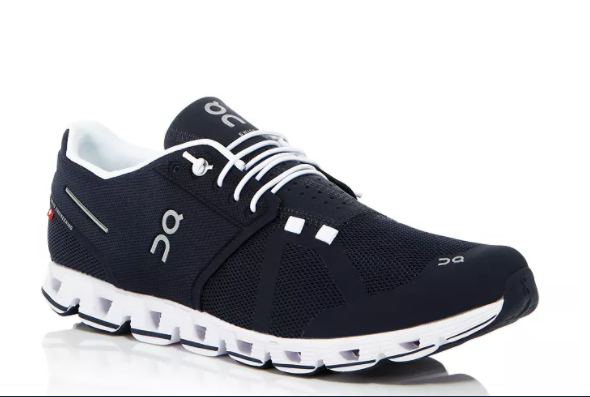 Men's On Running Cloud Black/White