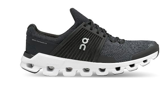 Men's On Running Cloudswift Black/Rock