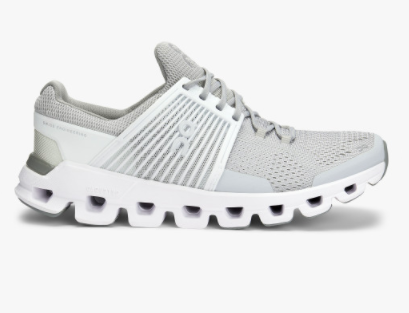 Women's On Running Cloudswift Glacier/White