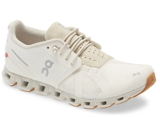 Women's On Running Cloud White/sand