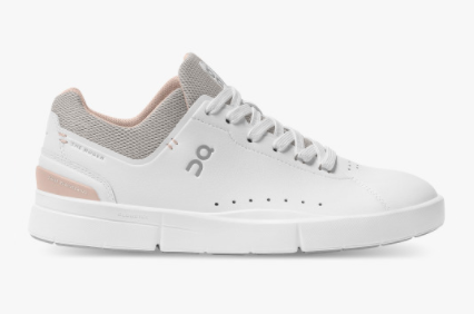 Women's Roger Advantage White/Rose