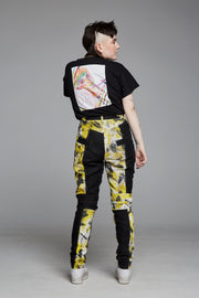 Equilibrium Pants - Yellow