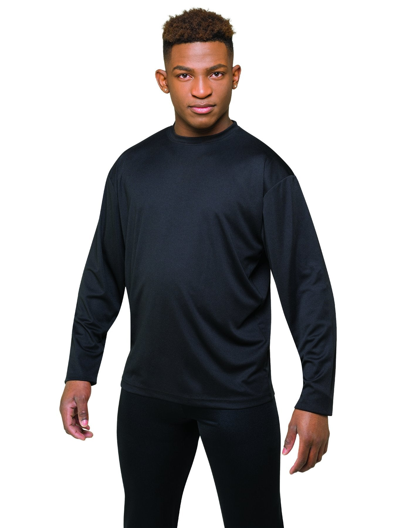 Corelements Relaxed Fit Long Sleeve Shirt