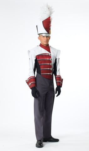 Cesario Uniform Red 1