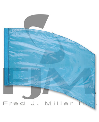 CRYSTAL CLEAR FLAG 004 - DEEP TURQUOISE