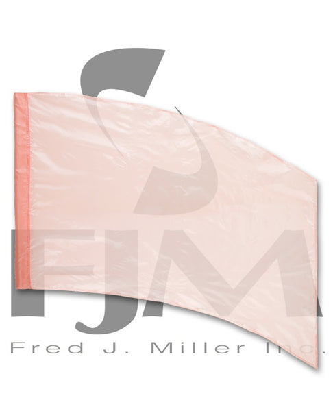 CRYSTAL CLEAR FLAG 010 - PEACH