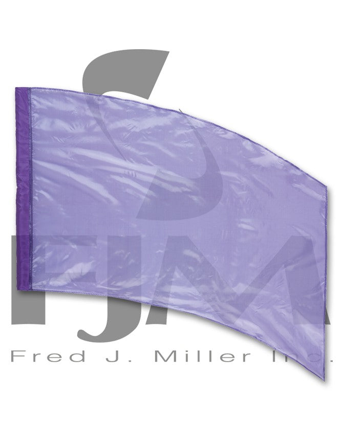 CRYSTAL CLEAR FLAG 011 - PURPLE