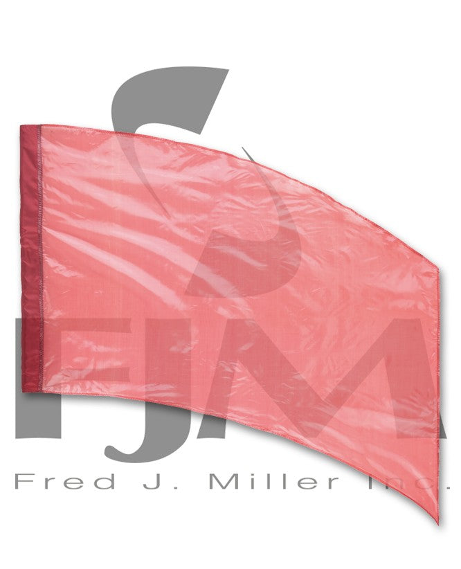 CRYSTAL CLEAR FLAG 012 - RED