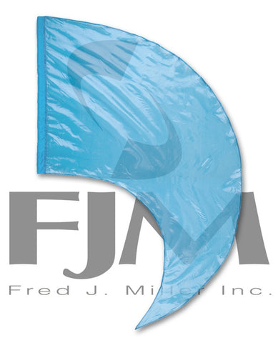 CRYSTAL CLEAR FLAG 18 - DEEP TURQUOISE SWING