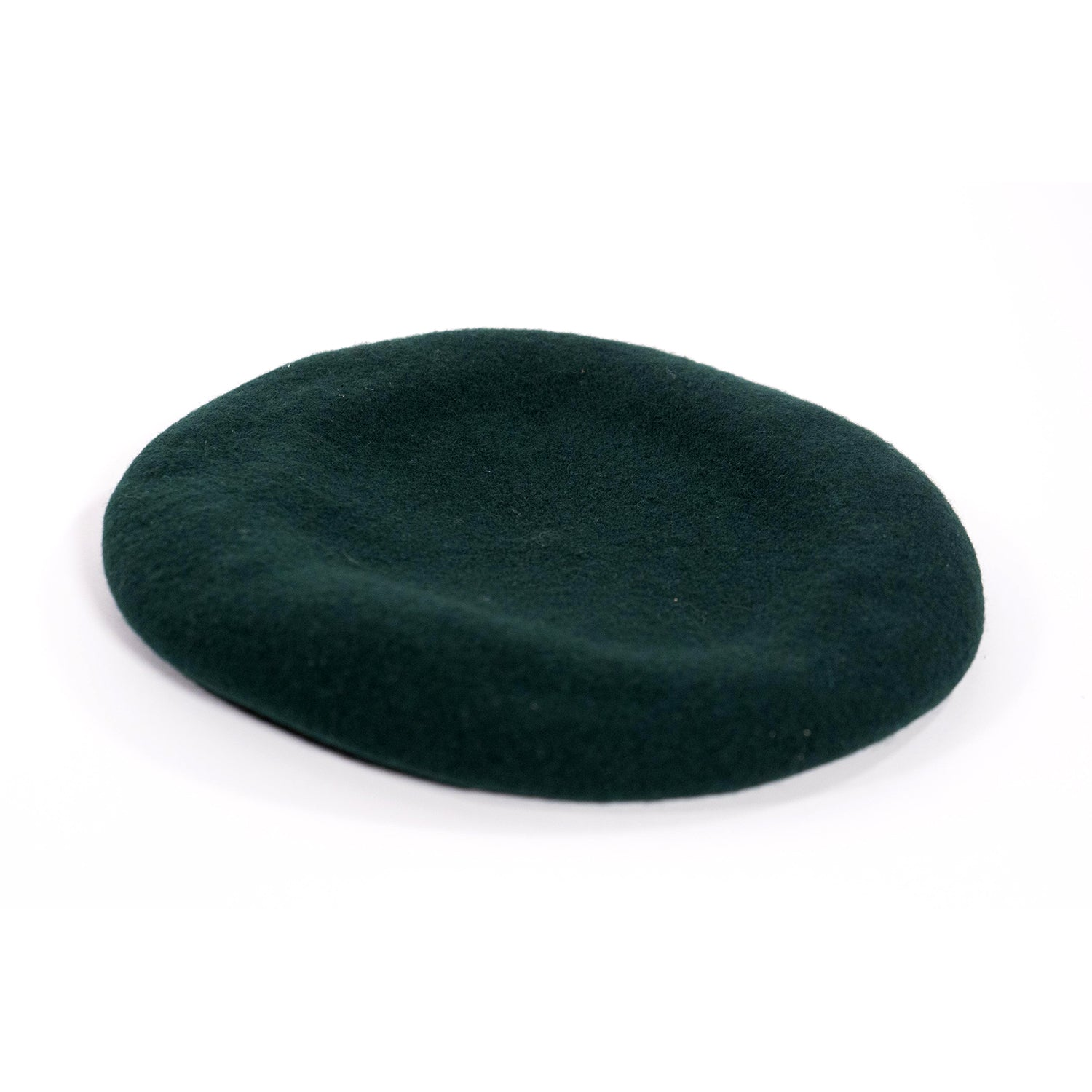 Dark Green Beret (One Size Fits All)