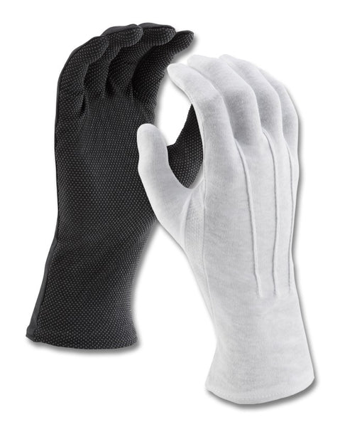 EXTRA LONG WRISTED SURE GRIP COTTON GLOVES