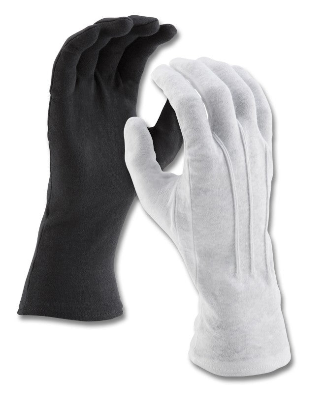 EXTRA LONG WRISTED COTTON GLOVES