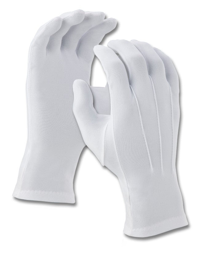 LONG WRISTED NYLON GLOVES