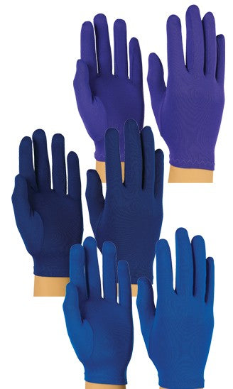 SOLID COLOR STRETCH GLOVES