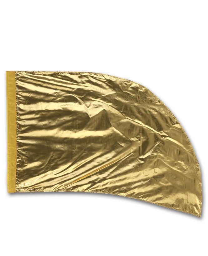 LAVA LAME FLAG 11 - GOLD ARCED