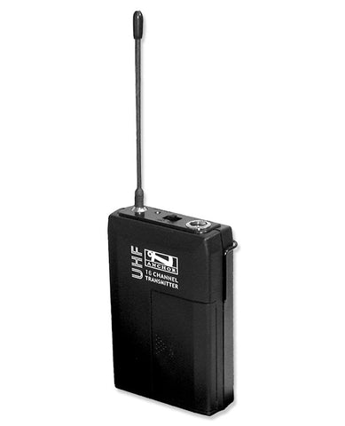 MEGA VOX UHF BODY PACK TRANSMITTER