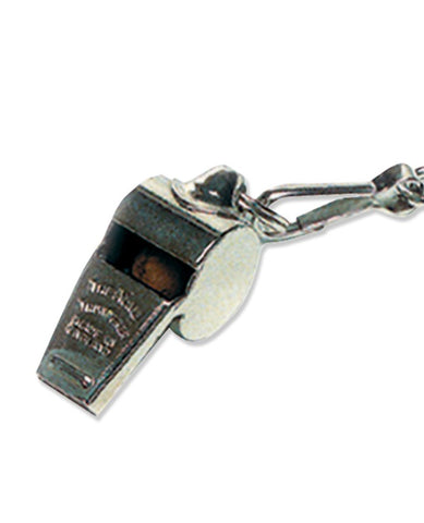 ACME NICKEL PLATED WHISTLE
