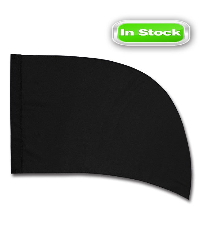 POLY CHINA SILK - ARC - BLACK