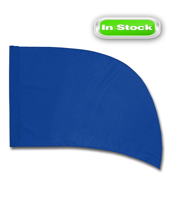 POLY CHINA SILK - ARC - BLUE