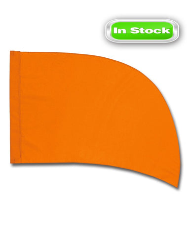 POLY CHINA SILK - ARC - ORANGE