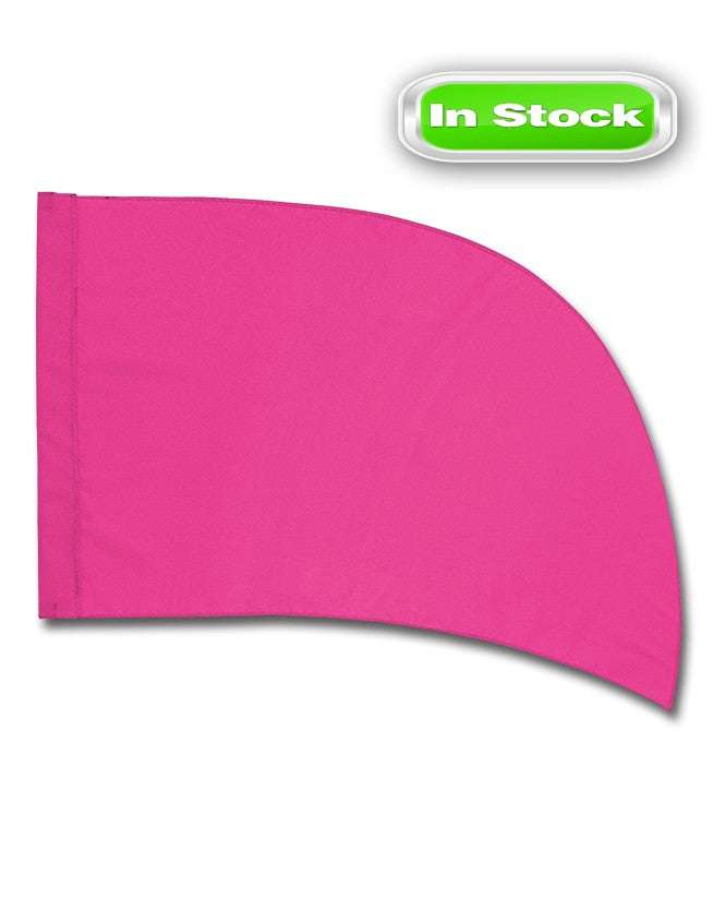 POLY CHINA SILK - ARC - PINK
