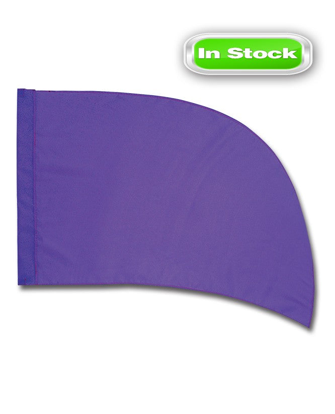 POLY CHINA SILK - ARC - PURPLE