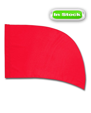 POLY CHINA SILK - ARC - RED