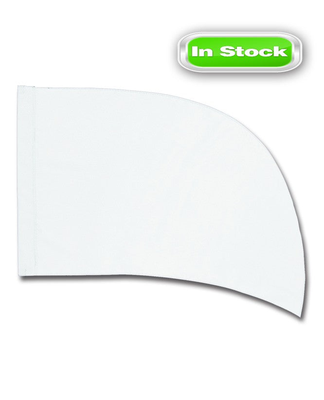 POLY CHINA SILK - ARC - WHITE