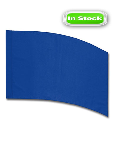 POLY CHINA SILK - RECTANGLE - BLUE