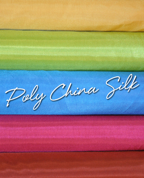 Poly China Silk 2