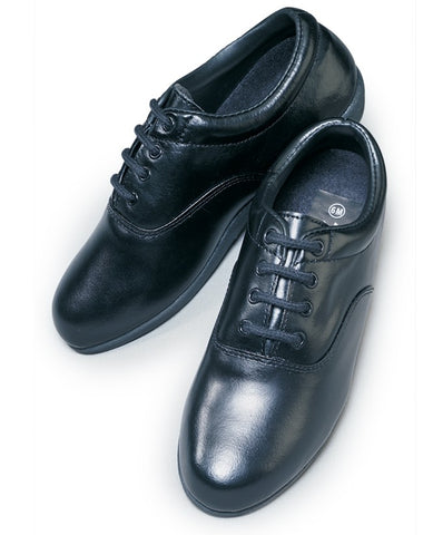 THE PINNACLE MARCHING SHOE (BLACK PATENT)