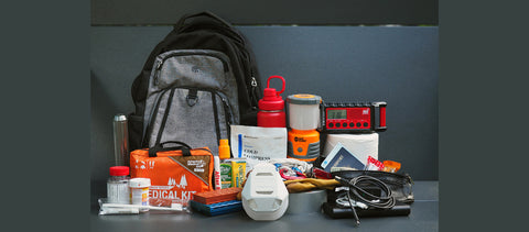What to Stock in your Emergency Go-Bag