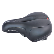 Vandorm Comfort High Elastic Foam Mountain Hybrid Bike Saddle