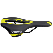 Vandorm Speed Road & Mountain Bike Saddle YELLOW