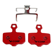 Avid Elixir, Sram XX, Trickstuff, Vandorm V-COMP CERAMIC COMPOUND Disc Brake Pads