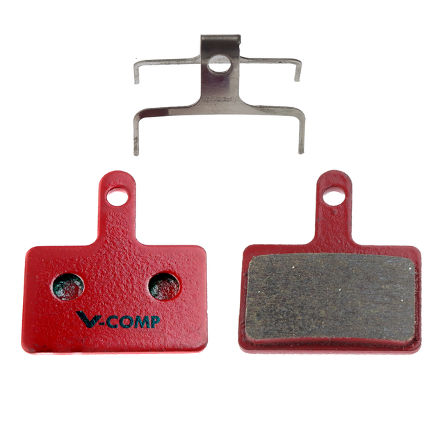 Shimano, Quad, Tektro, Giant, RST, TRP, Vandorm V-COMP CERAMIC COMPOUND Disc Brake Pads